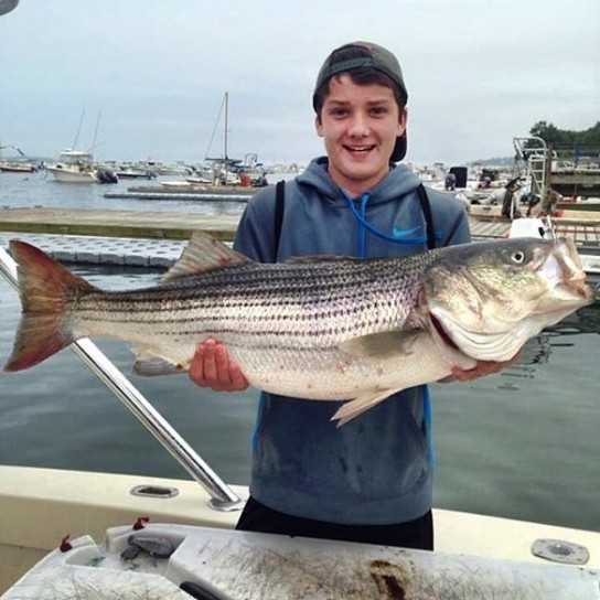 Nice Bass Caught In the Bay